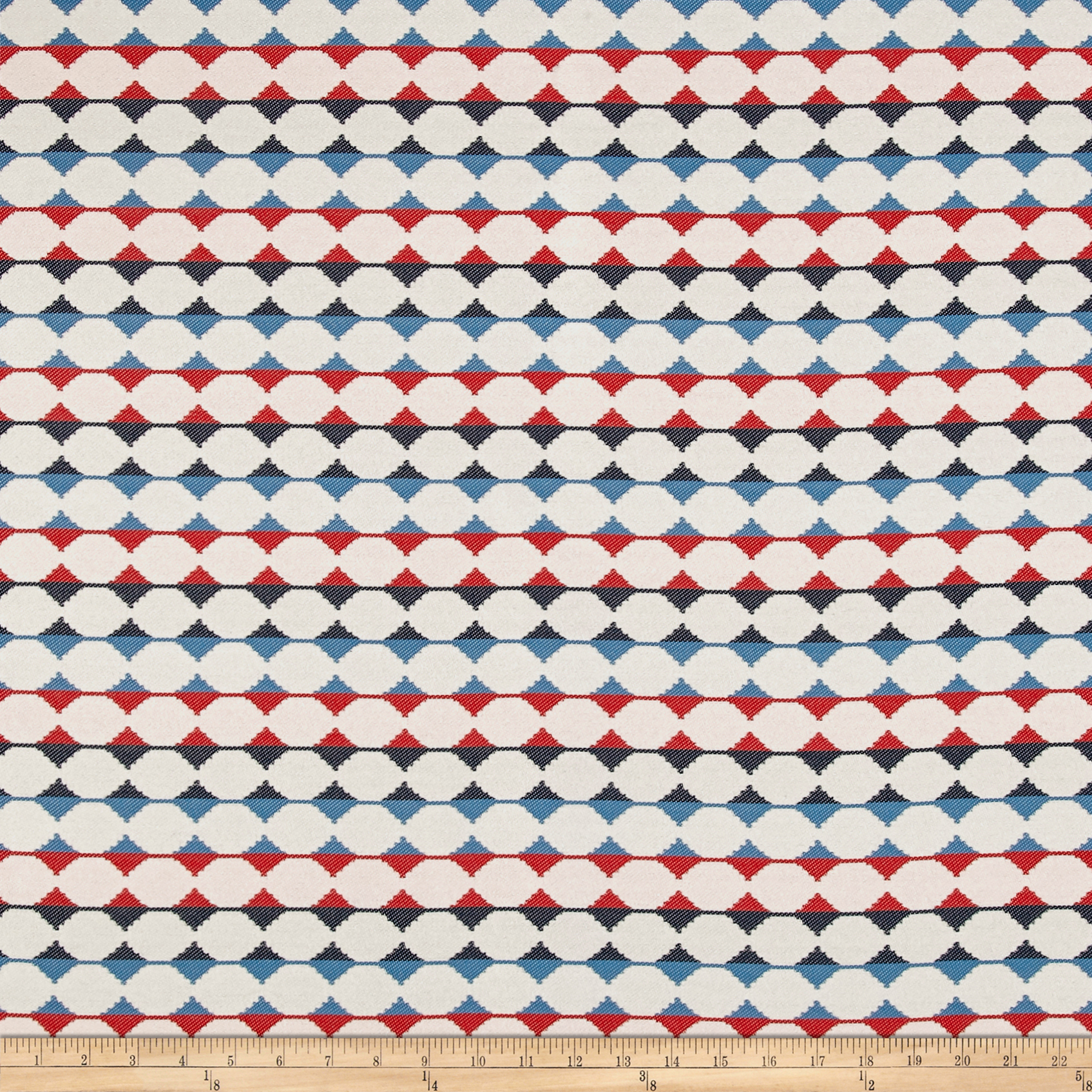 Covington Outdoor Solution Dyed Omni Americana Fabric