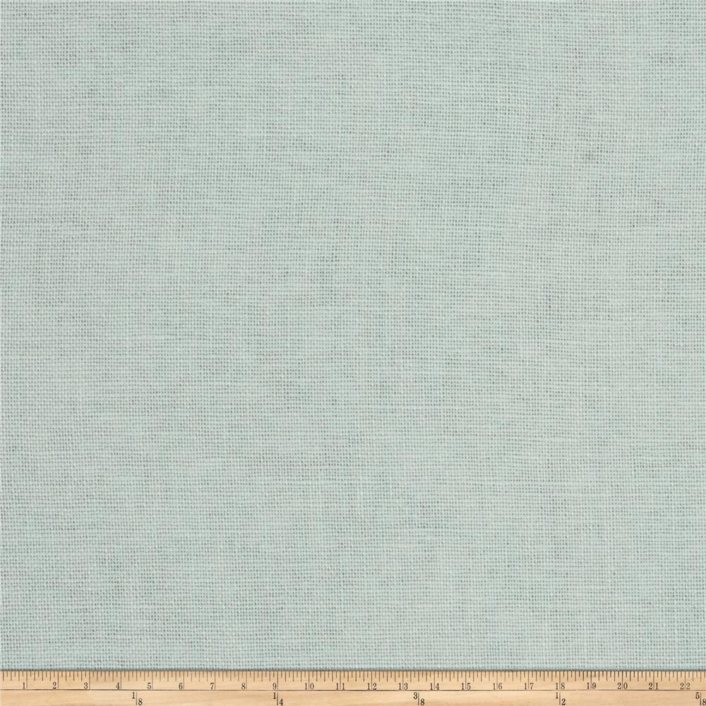 Jaclyn Smith 01838 Linen Blend Sky