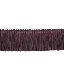 "Trend 2"" 02868 Brush Fringe Plum"
