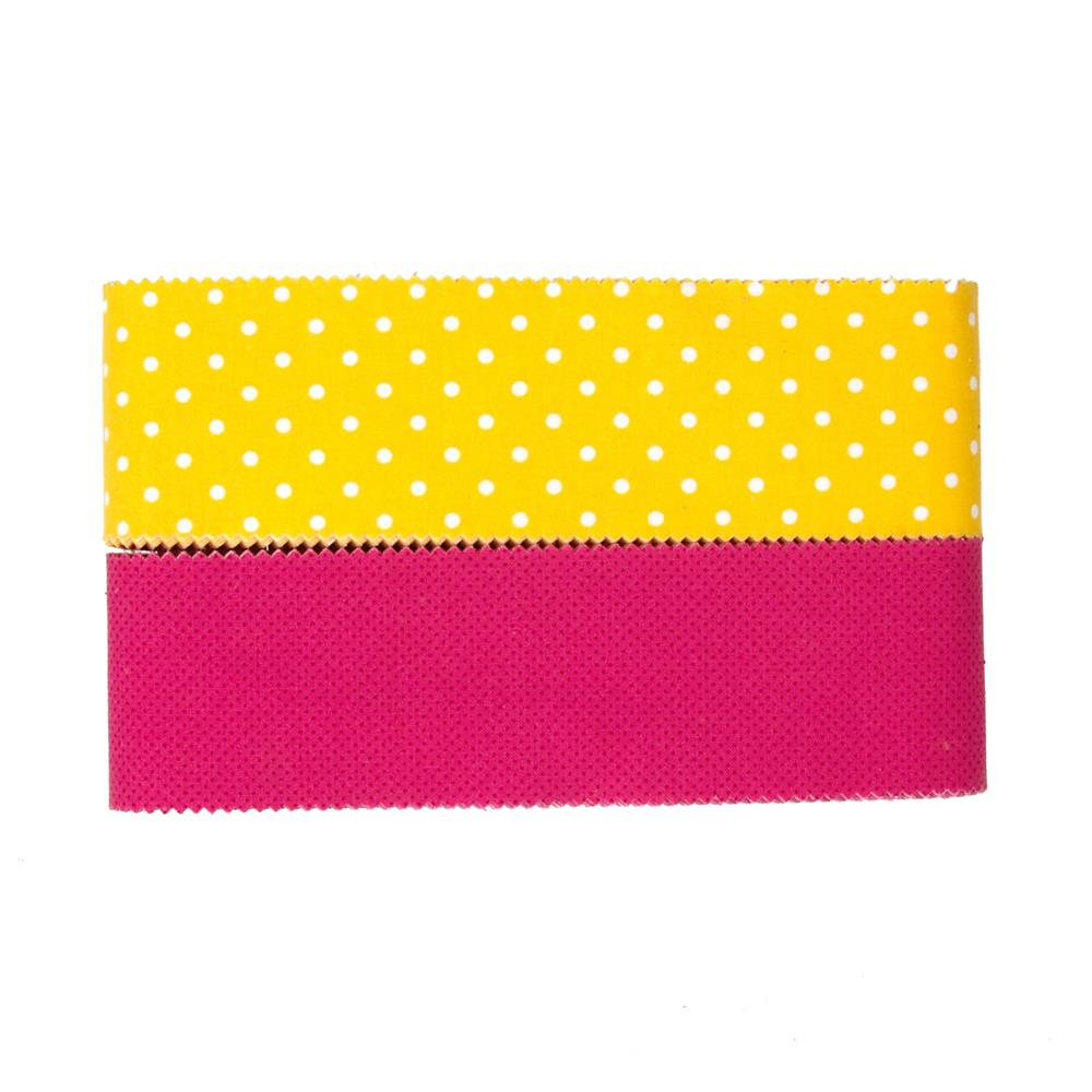 "Timeless Treasures Colorplay 2.5"" Strips Warm"