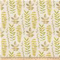 Fabricut Caracalla Twill Honeydew