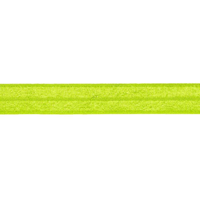 Dritz 5/8'' x 1 Yard Fold-Over Elastic Lime