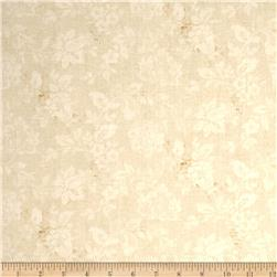 Forest Walk Damask Floral Tan