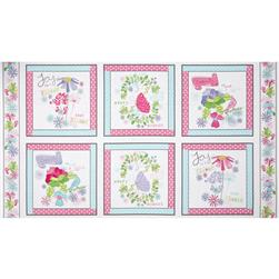 Pretty Little Things Pillow Panel Multi