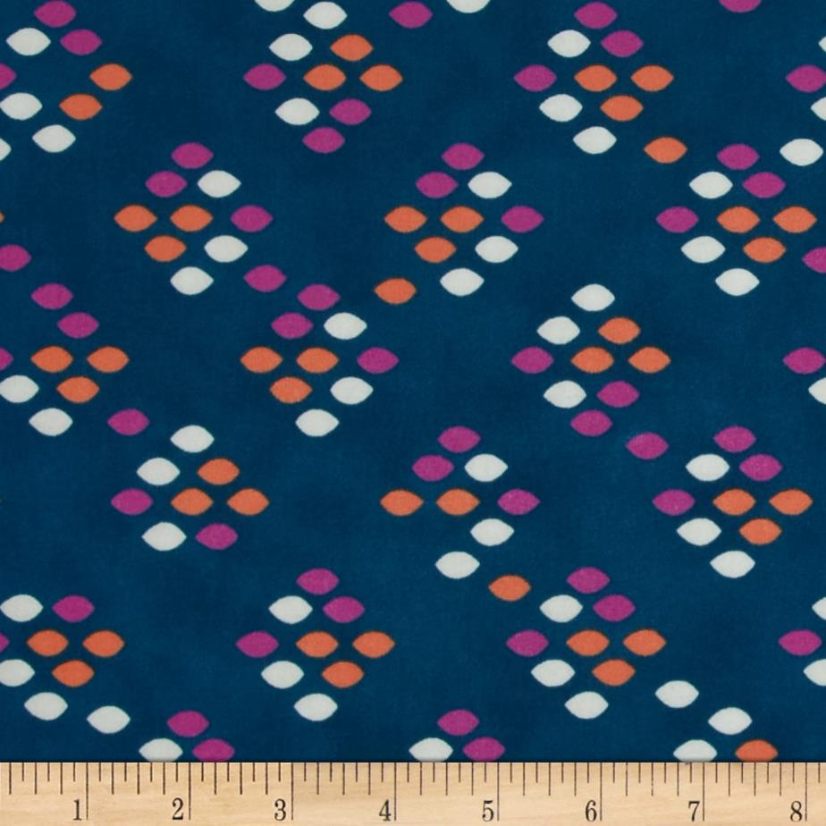 Cotton + Steel Cookie Book Lawn Drops Teal