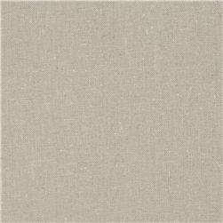 Designer Essentials Linen/Cotton Solid Gray