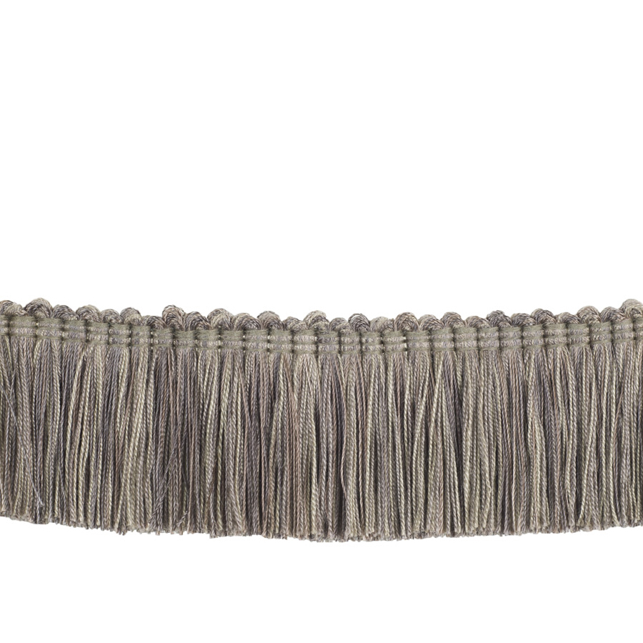 Image of Trend 2'' 02868 Brush Fringe Steel