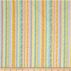 Kanvas Spring Parade Zippy Stripe Multi