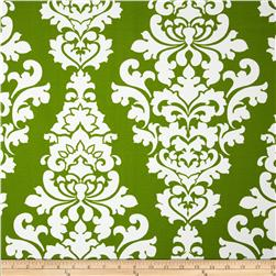 Premier Prints Indoor/Outdoor Berlin Bay Green