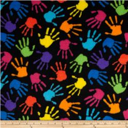Winterfleece Caring Hands Multi
