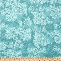 Pretty Little Things Hydrangeas Dark Teal