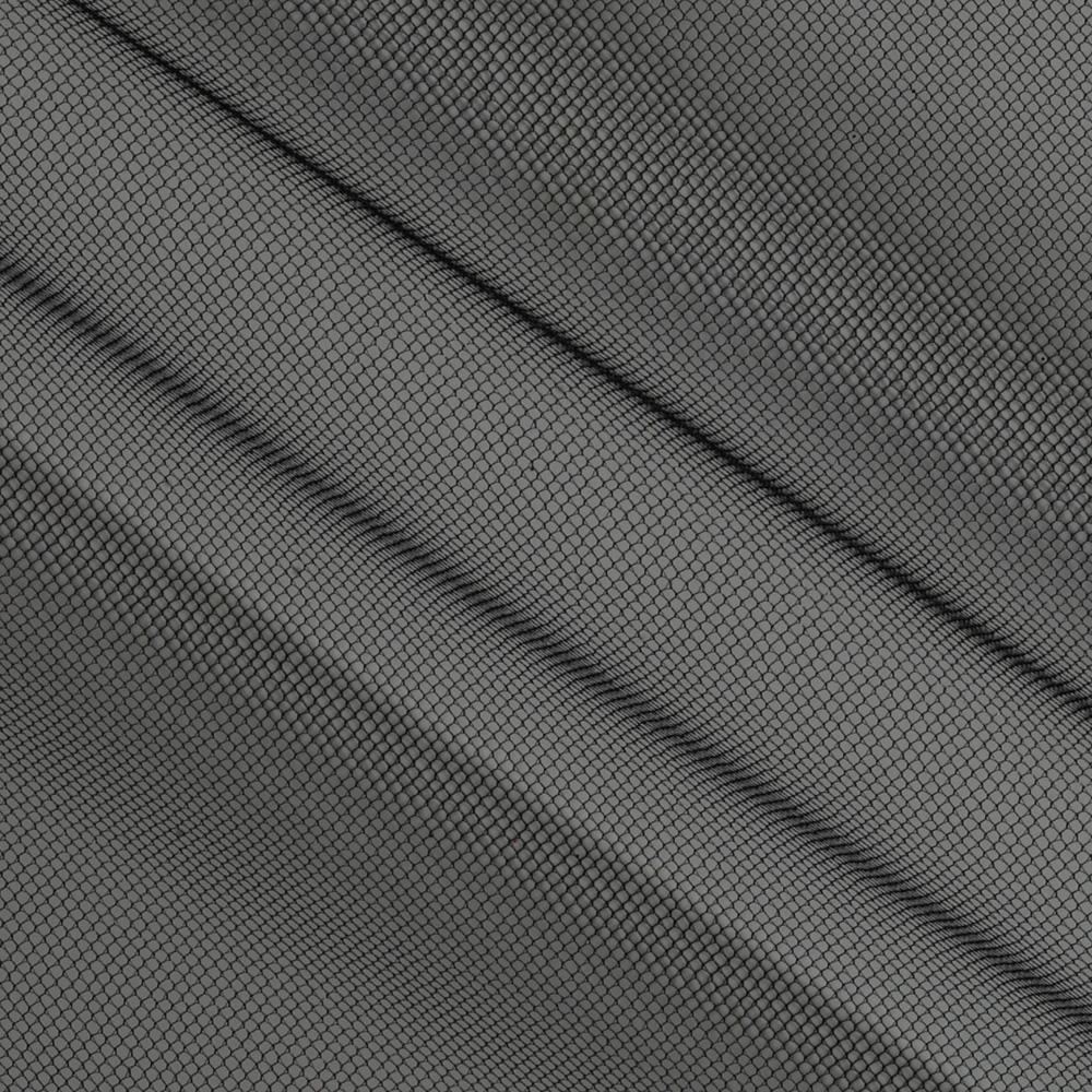 Shiny tulle black discount designer fabric for Black fabric