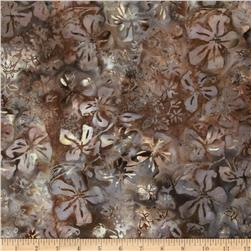 Island Batik Rayon Batik Chocolate Truffle Brown