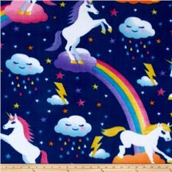 Simply Unicorn Dreams Navy