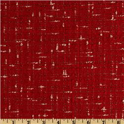 Valletta Tweed Red