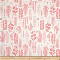 Cloud 9 Organic Biology Fronds Pink