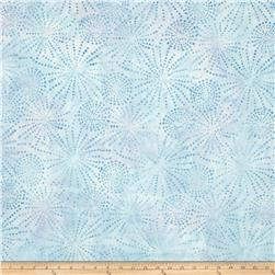 Wilmington Batik Sparklets  Skylight Blue