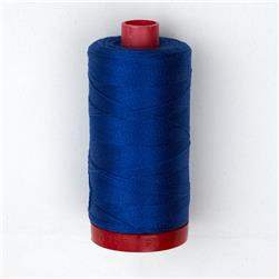 Aurifil 12wt Embellishment and Sashiko Dreams Medium Blue