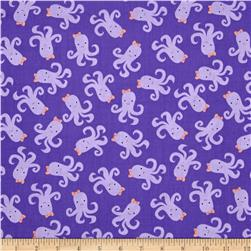 Dear Stella Bay Breeze Octopus Purple