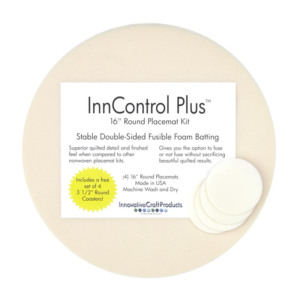 Innovative Crafts Inn Control Plus Placemat Kit Round