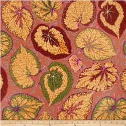 Kaffe Fassett Spring 2014 Collective Earth Big Leaf