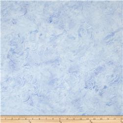 Island Batik Cloud Light Blue Allover