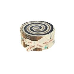 Moda More Hearty Good Wishes 2.5 In. Jelly Roll