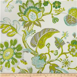 P Kaufmann Indoor/Outdoor St. Thomas Lime Fabric