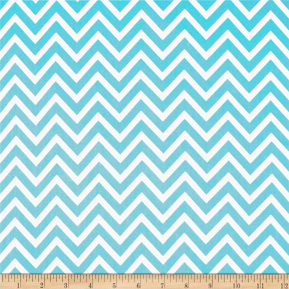 Premier Prints Cosmo Twill Girly Blue