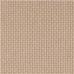 60'' Monk's Cloth Vanilla Bean Fabric
