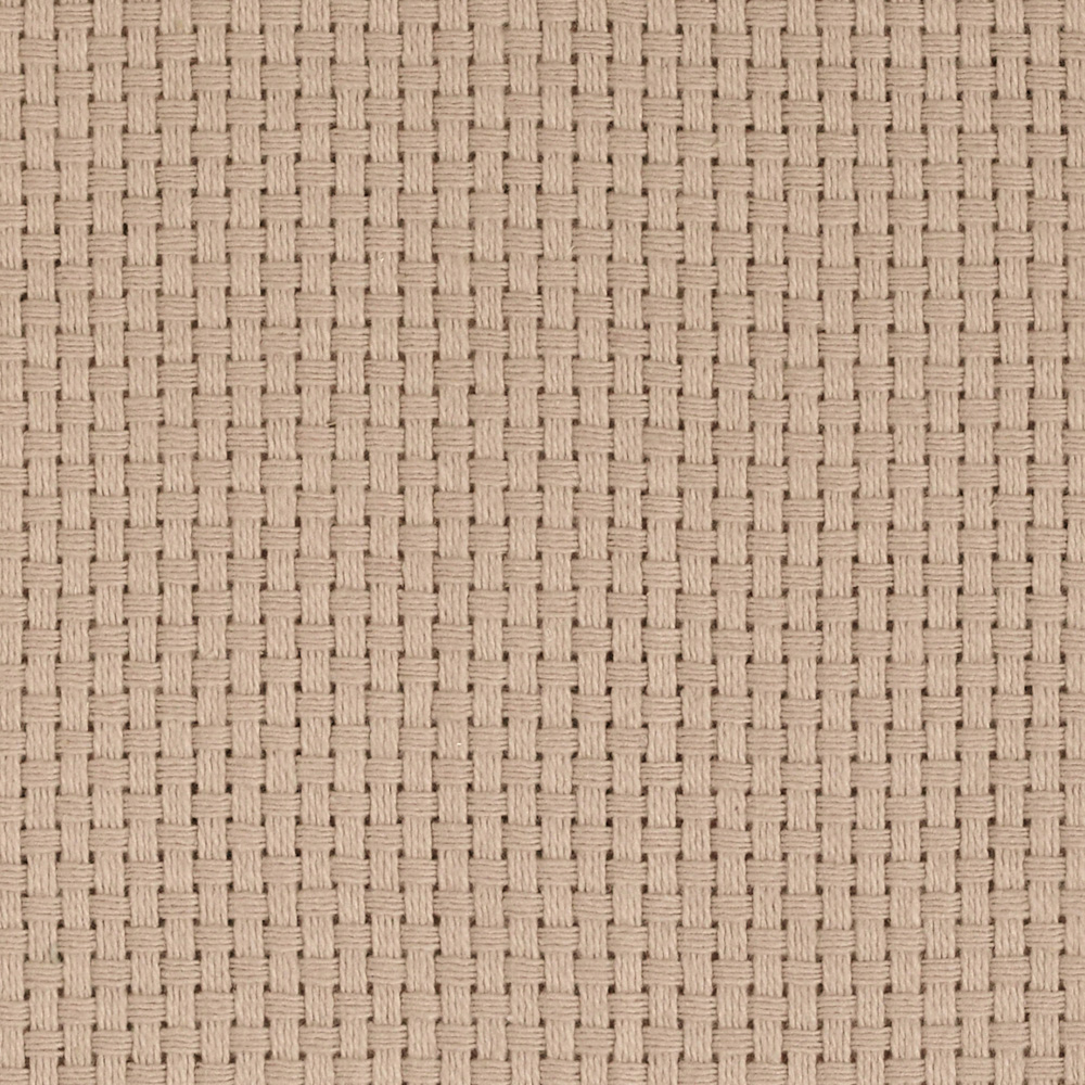60'' Monk's Cloth Vanilla Bean Fabric by James Thompson in USA
