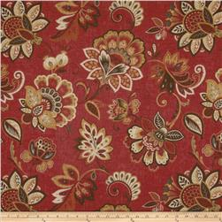 Tempo Indoor/Outdoor Fancy Floral Cinnamon