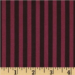 Michael Miller Clown Stripe Earth Fabric