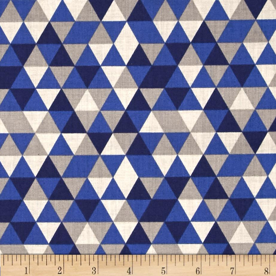 Elixir Triangles Navy