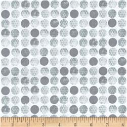 Smarty Cats Dots Grey