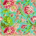 Amy Butler Love Bliss Bouquet Teal