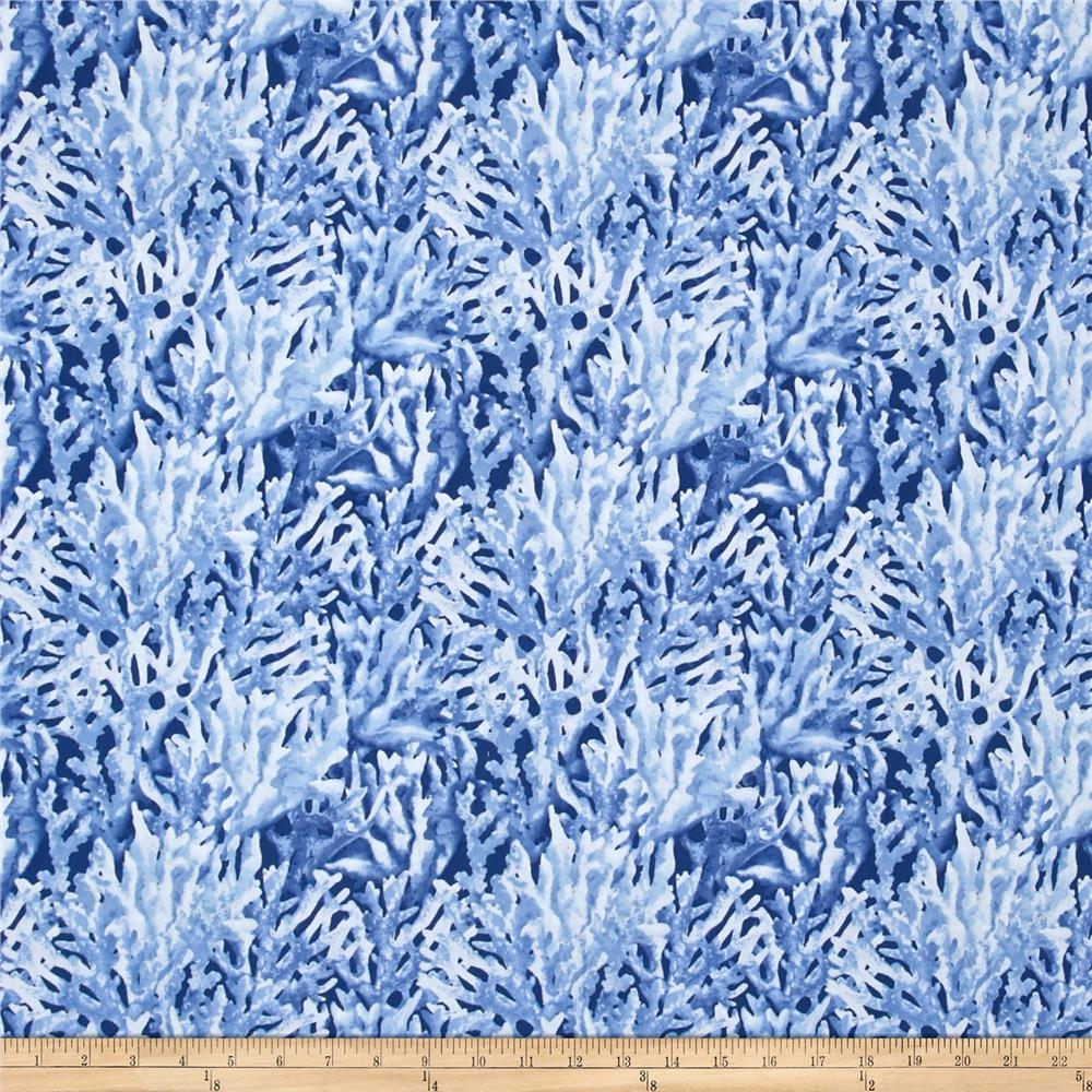 Aquatic Coral Blue