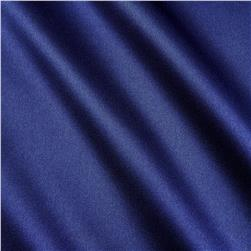 100% Silk Charmeuse Navy