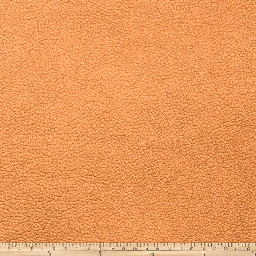 Fabricut Zinc Oxide Faux Leather Copper
