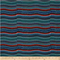 ITY Knit Beautiful Stripes Multi