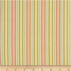 Subtle Sunset Stripe Multi