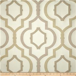 Swavelle/Mill Creek Galatia Jacquard Natural