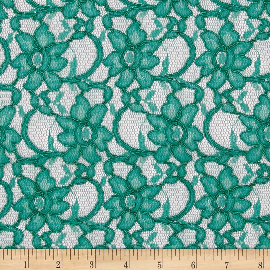 Supreme Lace Dark Mint