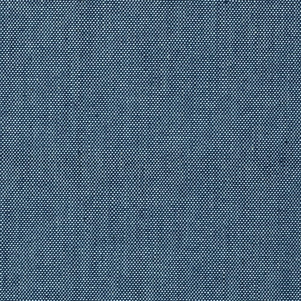 Kaufman indigo chambray indigo discount designer fabric for Chambray 7 s