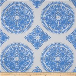 Ty Pennington Home Decor Sateen Fall 11 Medallion Royal