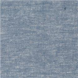 Kaufman Brussels Washer Linen Blend Yarn Dye Chambray