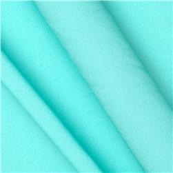 Whistle Crepe de Chine Mint Blue