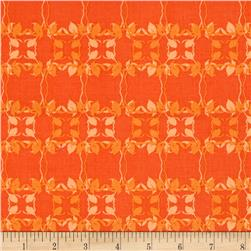 Nel Whatmore Rosealea Flower Braid Orange