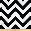 Premier Prints Zippy Black/White