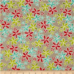 Moda Hometown Girl Stitched Garden Cobblestone